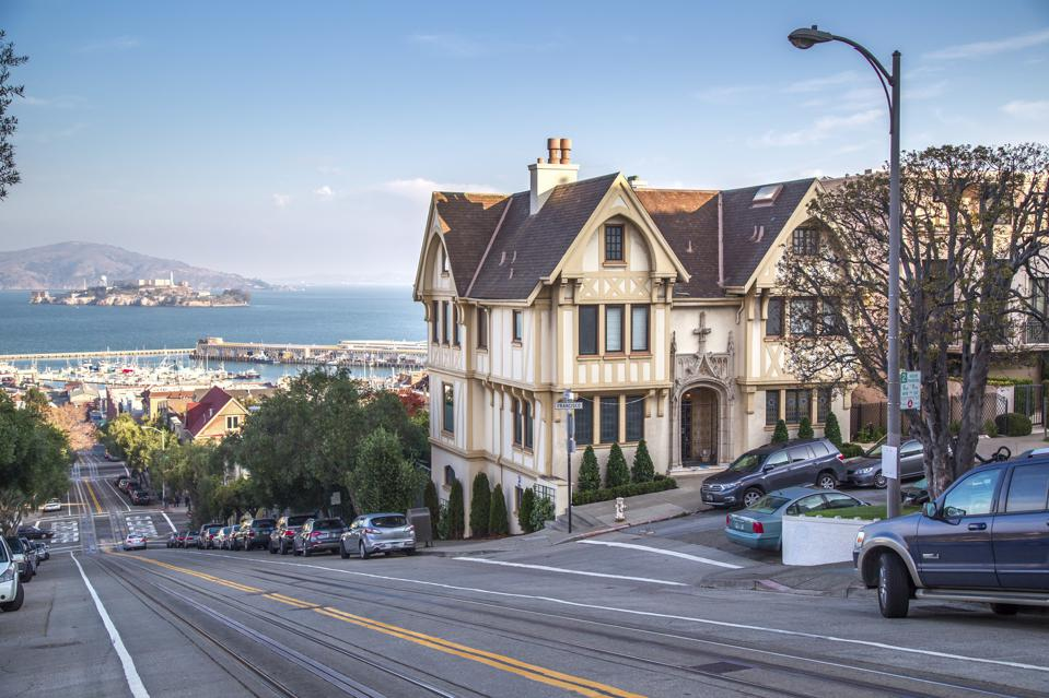 Mansion in San Francisco