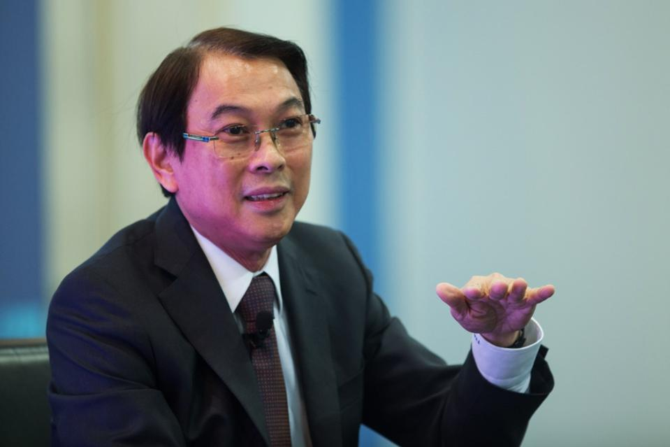 Key Speakers At The Asian Financial Forum