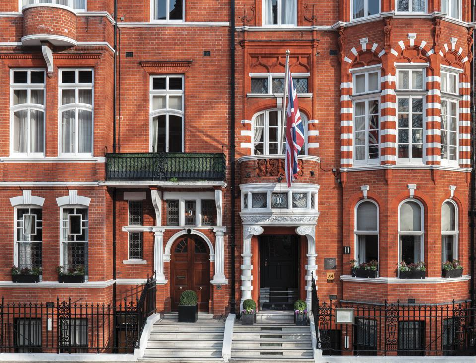 the apartments by 11 cadogan gardens