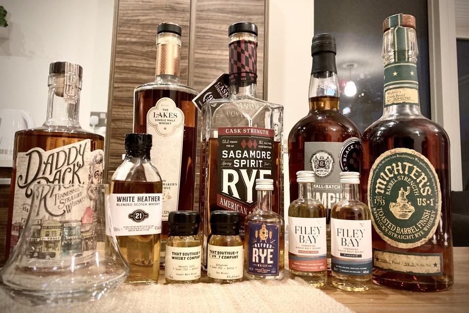 Michter's Sagamore Filey Bay whiskey whisky rye Daddy Rack lakes Distillery Oxford ARtisan