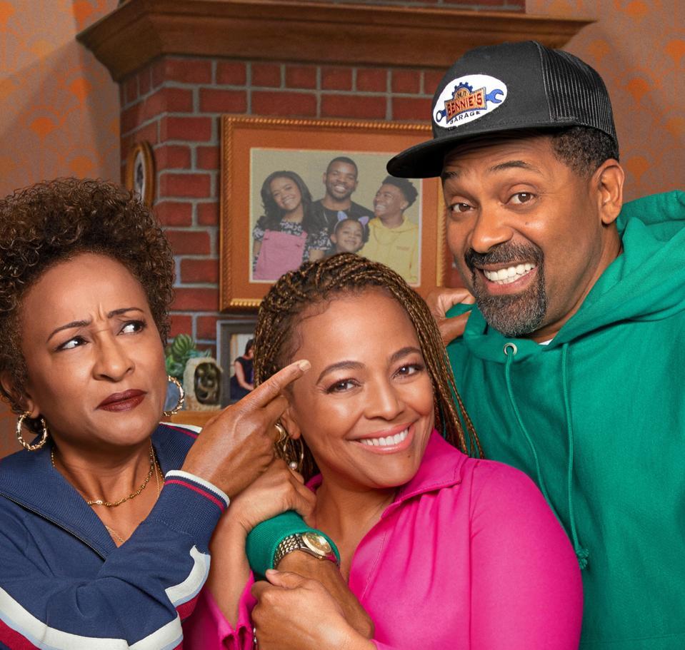 The Upshaws, Netflix, Wanda Sykes, Kim Fields, Mike Epps, comedy, African American