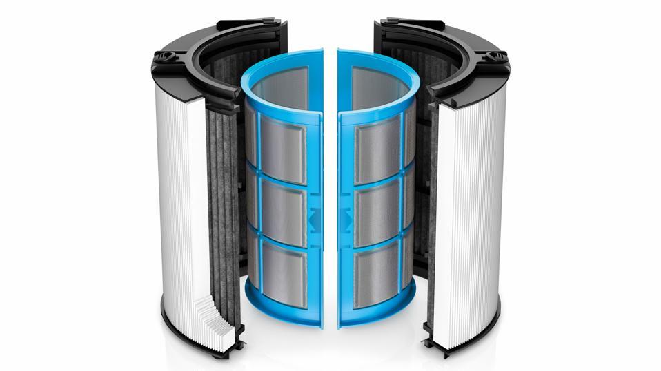 Filtro multicapa Dyson TP09