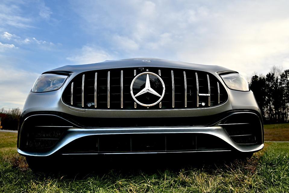 2021 Mercedes-Benz AMG E63 taken with Nikon Z5
