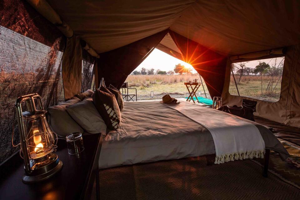 Mboma Island Camp, Botswana