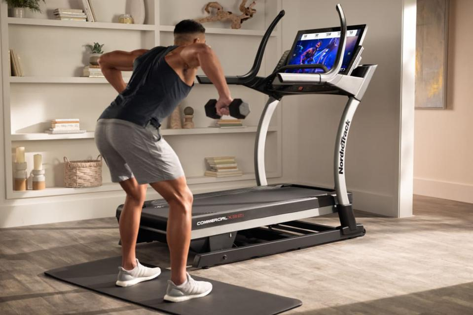 NordicTrack Commercial X32i is one of the best treadmills for your home.
