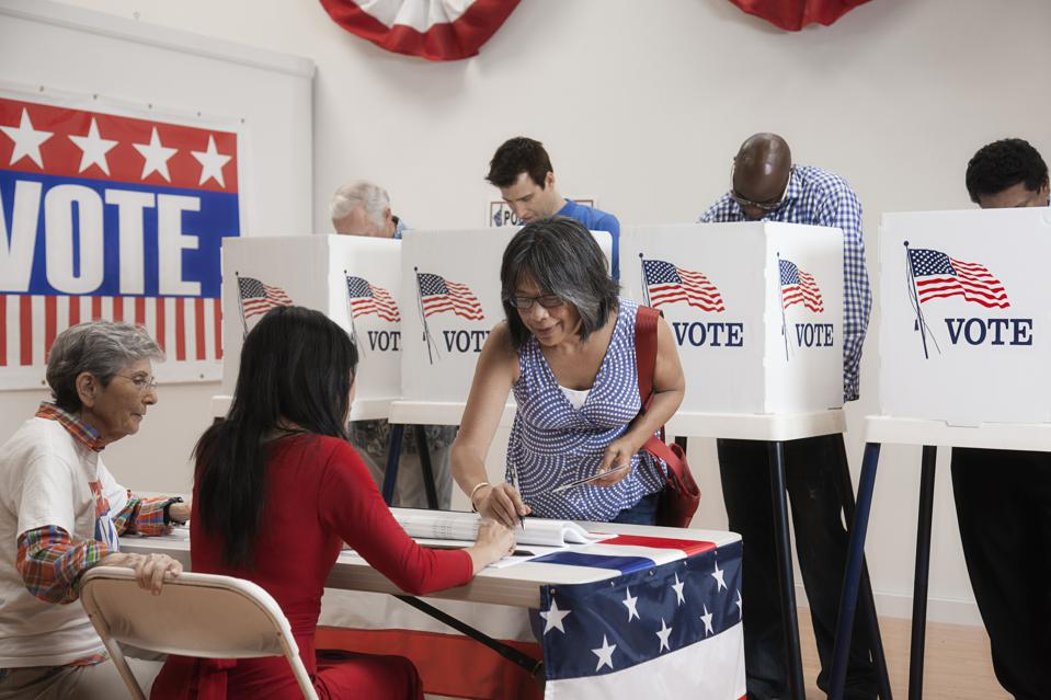 The US Senate held a May 11 hearing on a controversial overhaul of the US election system.