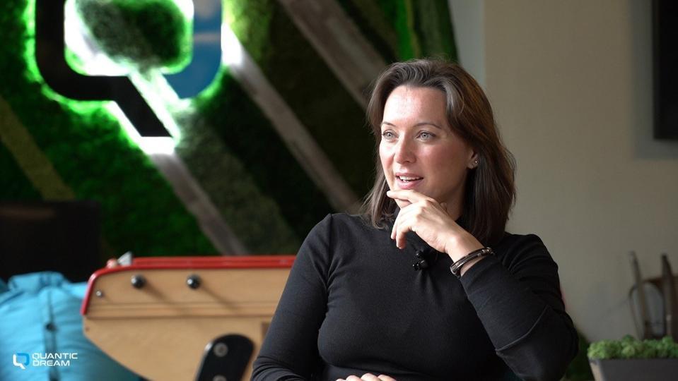 Cornelia [Connie] Geppert, CEO of Jo-Mei Games