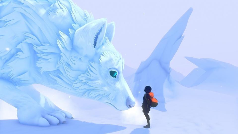 Sea of Solitude, The White Wolf
