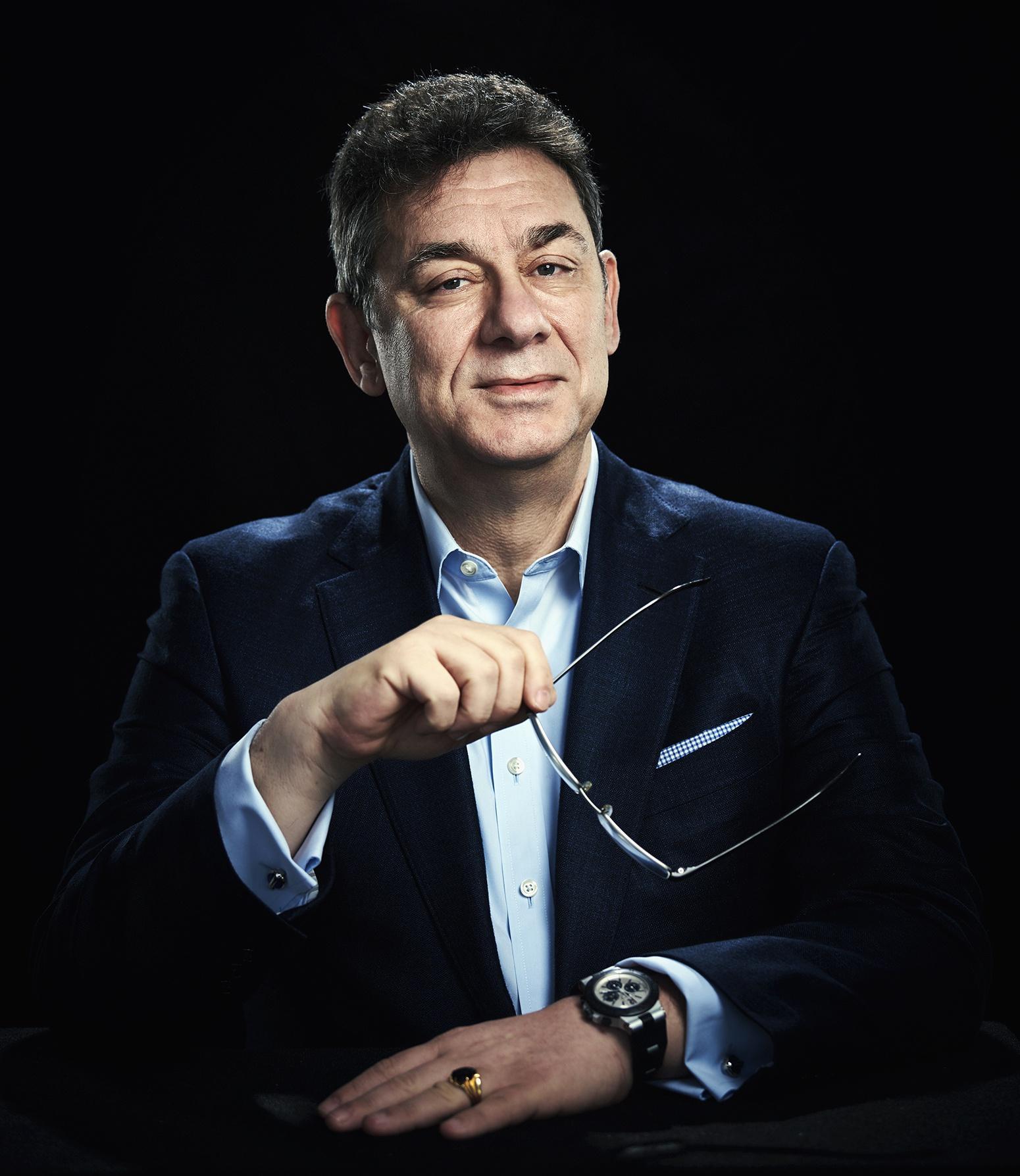 Albert Bourla, CEO of Pfizer