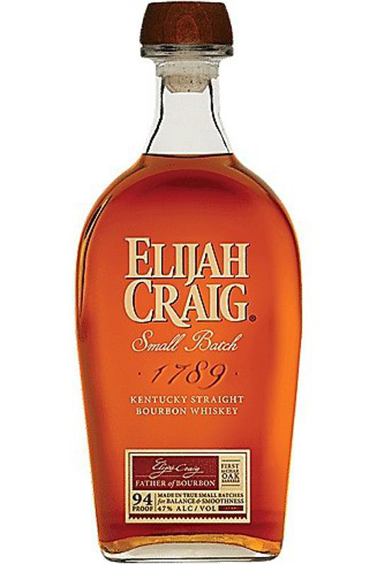 Elijah Craig, Small Batch, Kentucky Straight Bourbon Whiskey