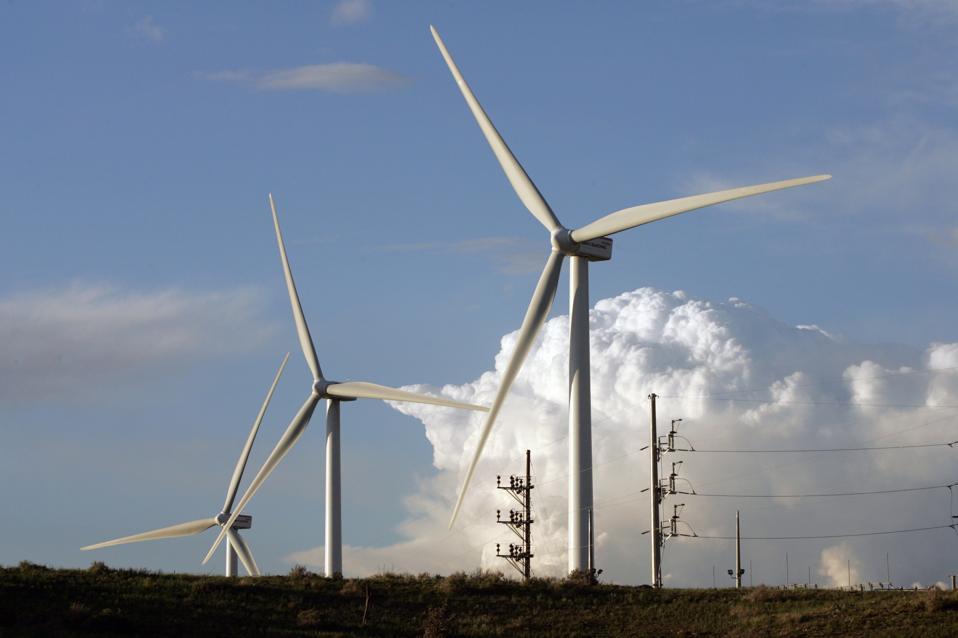 Colorado wind generators