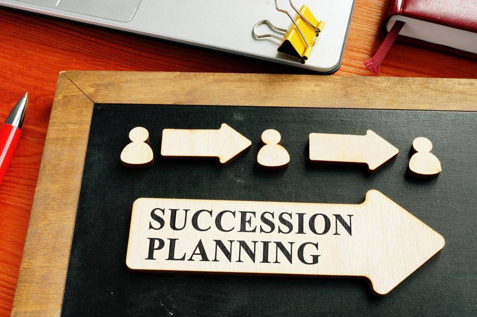 Succession planning is vital for leaders