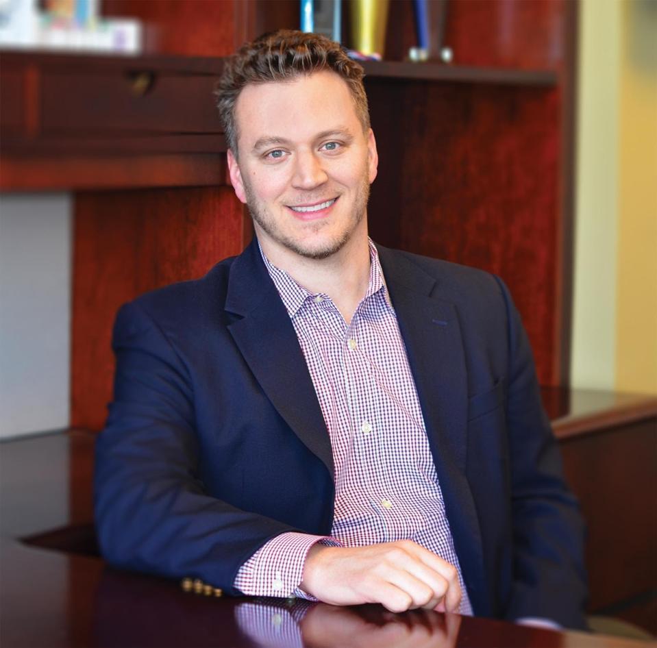 Steve Chapman, CEO of Natera a leading medical technology company