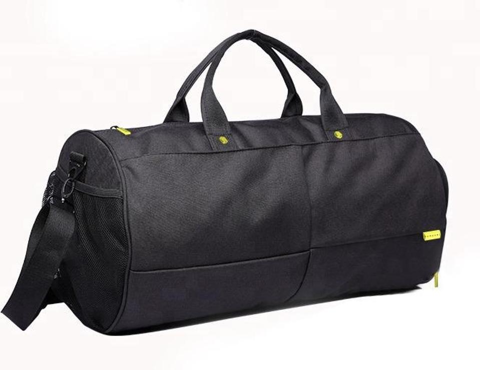 Pitch Black Smart Weekender Bag
