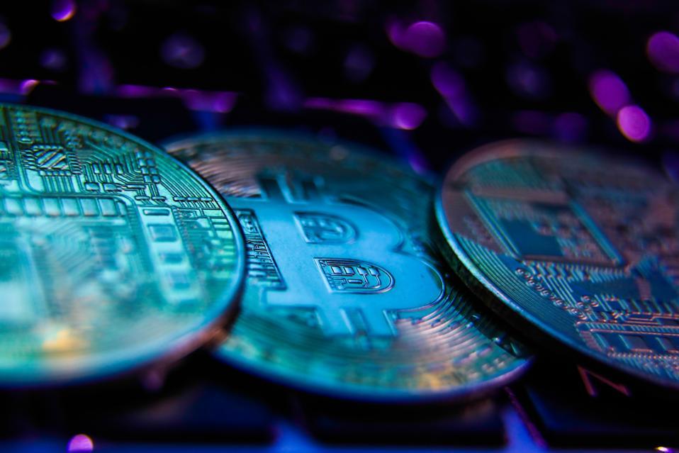 Bitcoin Photo Illustrations