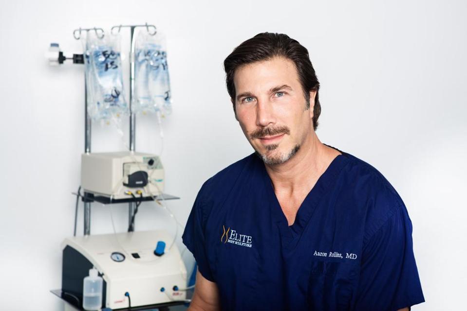 Dr. Aaron Rollins, Founder of Elite Body Sculpture
