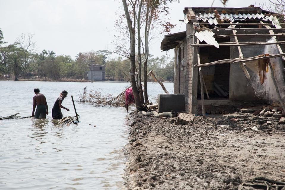 Villagers are still now facing a lot of difficulties in...