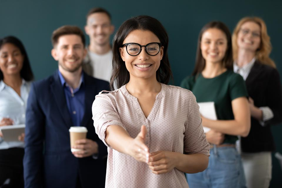 Start by recognizing that even though customers think they are doing business with a company, they are really doing business with the people inside the company.