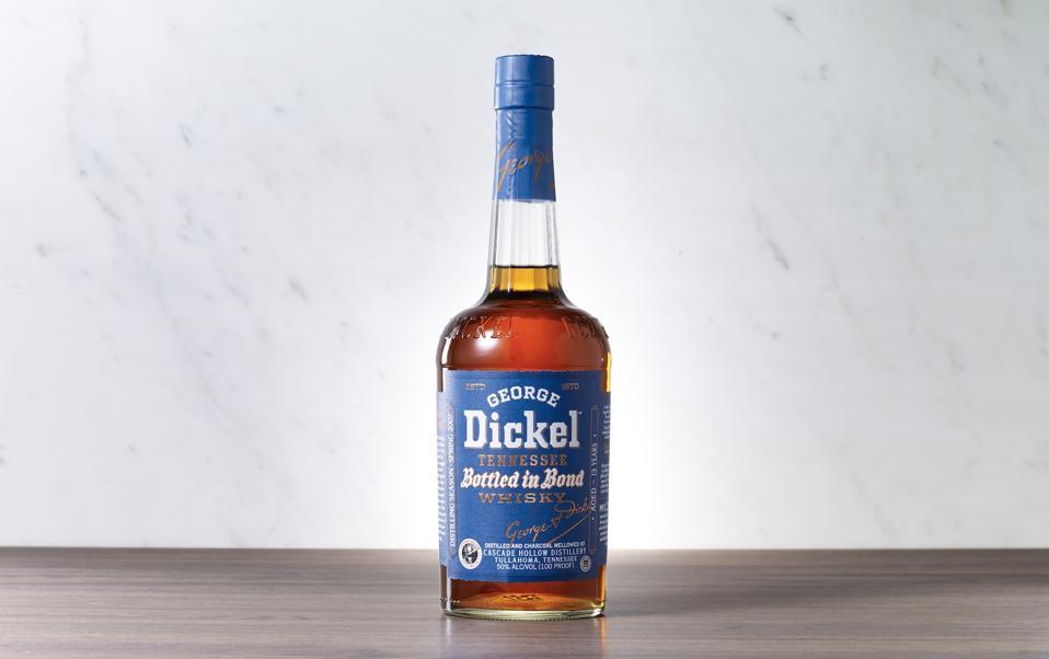 George Dickel Bottles in Bond