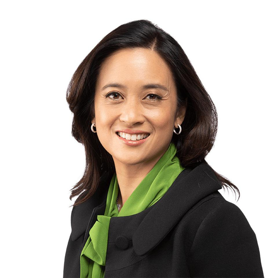 Lareina Yee, Senior Partner and Chief Diversity and Inclusion Officer, McKinsey & Company