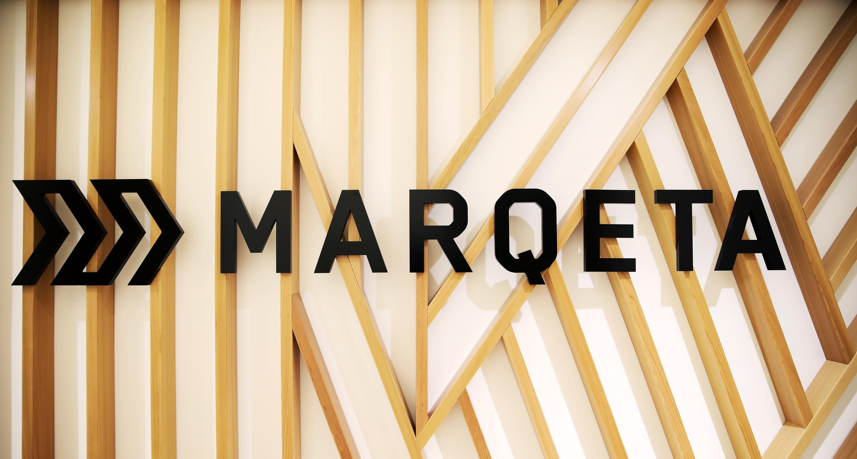 Marqeta's Headquarters is located at 180 Grand Ave., in Oakland, Calif., on Friday, March 29, 2019.