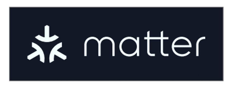 The new Matter logo.