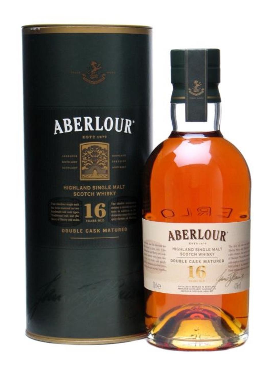 Aberlour, 16 ans, whisky écossais single malt