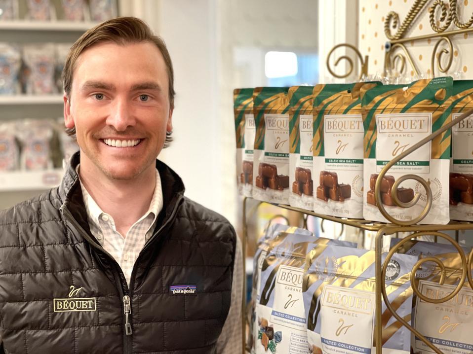 Jon Nielsen, coprésident de Life Is Sweet Brands