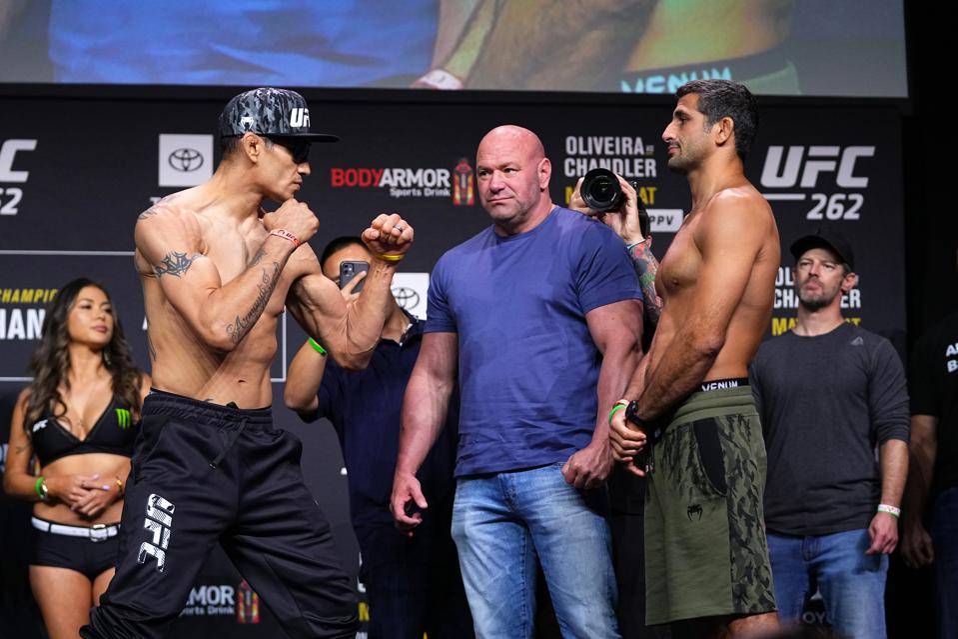 UFC 262: Tony Ferguson and Beneil Dariush meet in the co-main event
