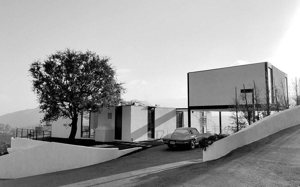 craig ellwood kuderna house 1956 passmore drive los angeles