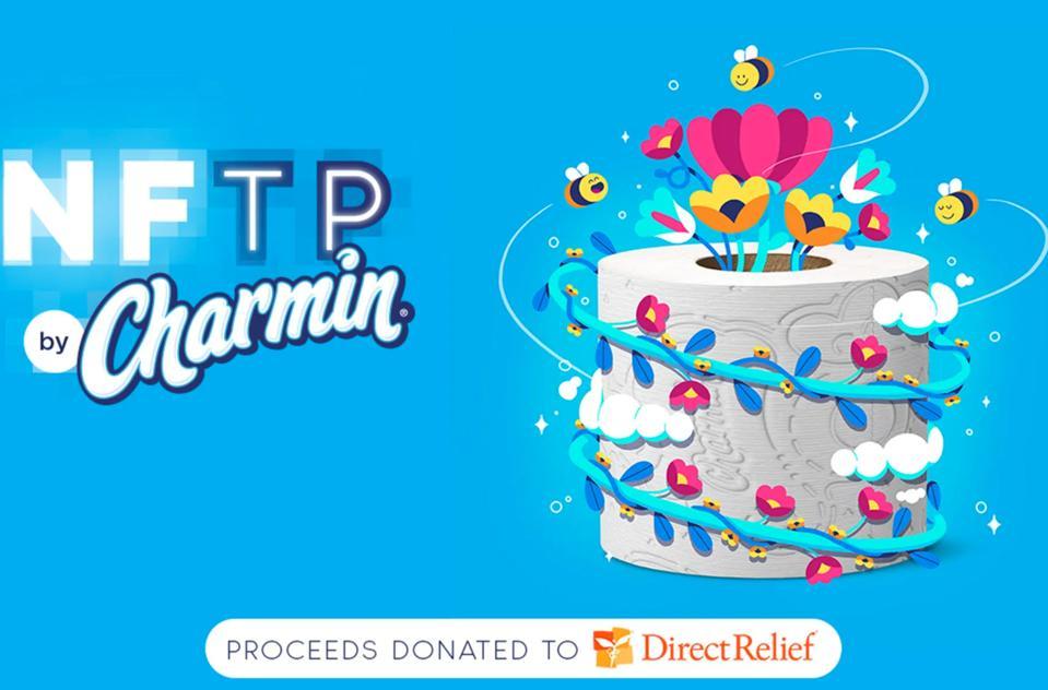 NFT Toilet paper