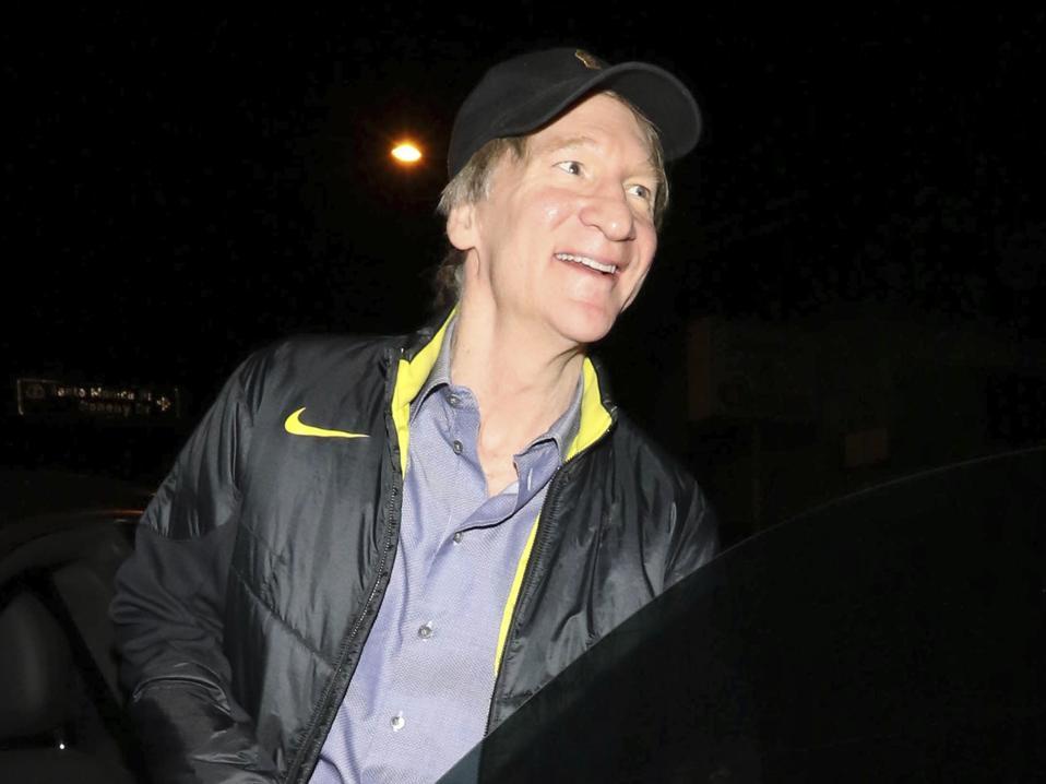 Bill Maher is seen in Los Angeles - 12/3/18