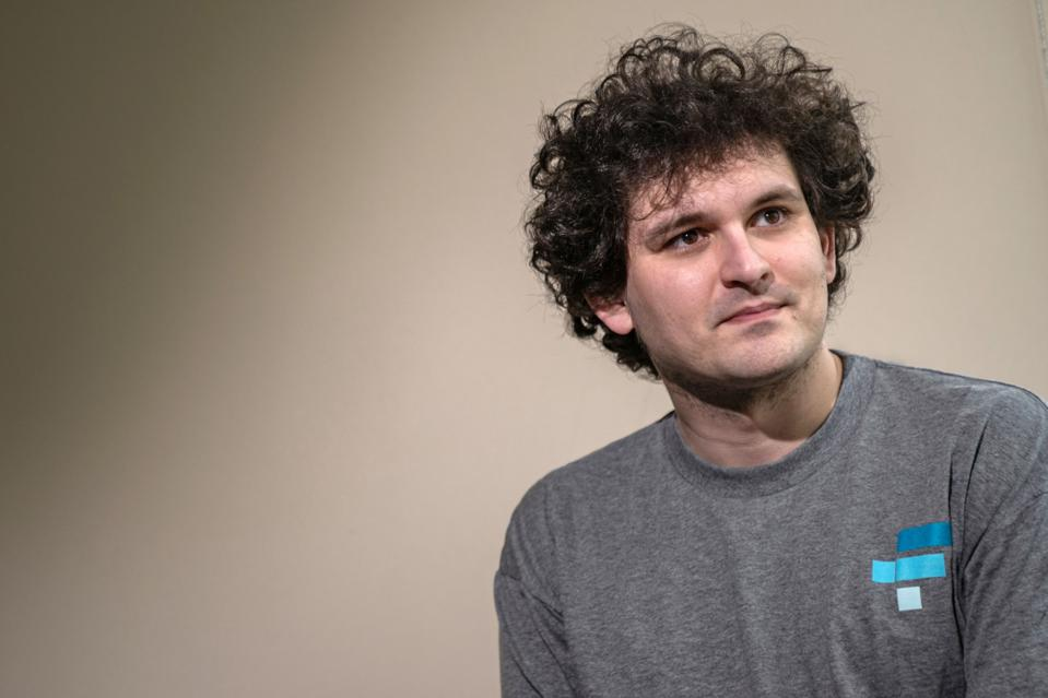Crypto Exchange FTX CEO Sam Bankman-Fried Portraits