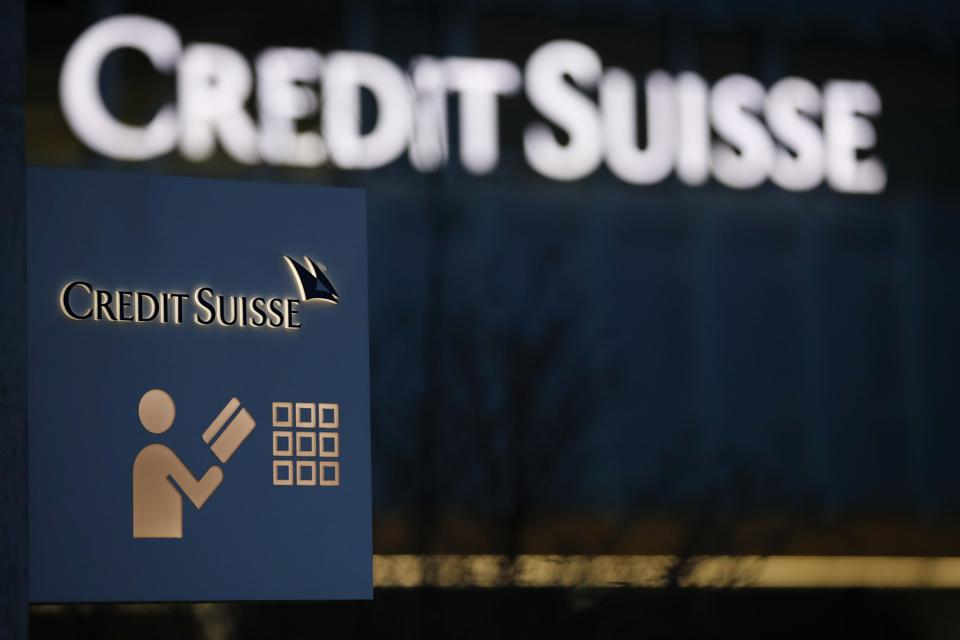 Credit Suisse Group AG Branches Ahead Of Earning