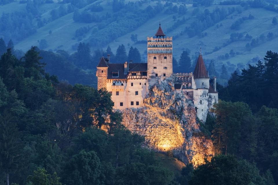 Transylvania, Romania–one of the first EU countries to waive quarantine for vaccinated travelers