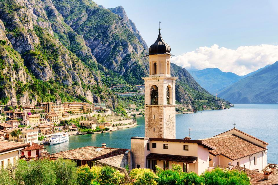 Limone sul Garda, Italy–but how can travelers enter over the summer?