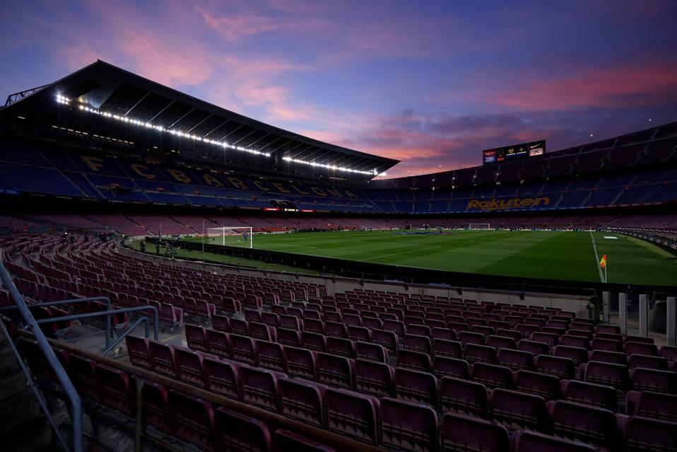 FC Barcelona v Real Valladolid CF - La Liga Santander