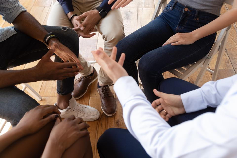 When team leaders join together with team members, they are able to face the mental health crisis, boost morale and well-being and built robust careers.