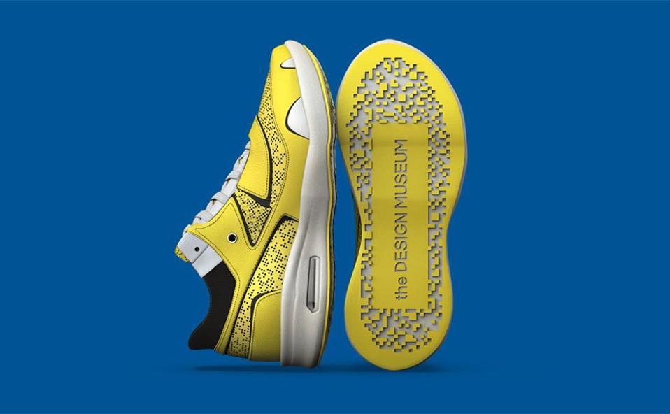 AR sneaker