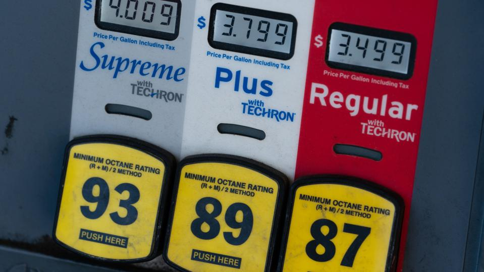 Gas prices rise as stations run out of fuel