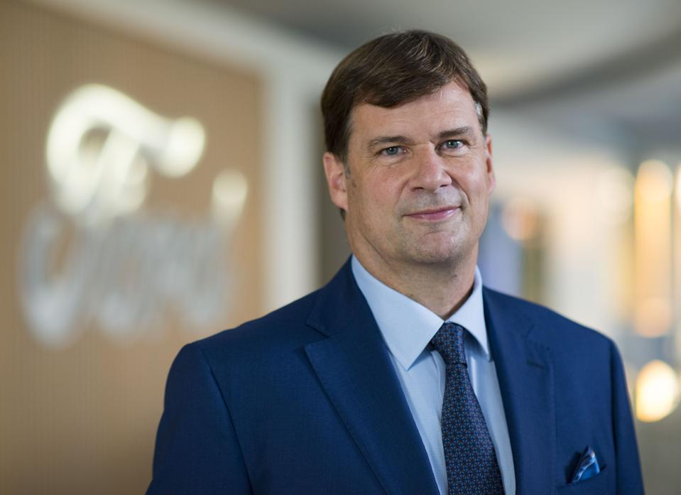 Jim Farley is Ford Motor Co. CEO