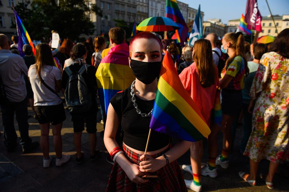 Poland's LGBT Culture And Gay Pride Parade