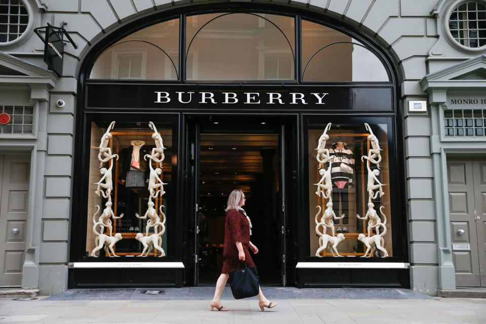 Retailers in England Are Back in Business After Economy Slumps