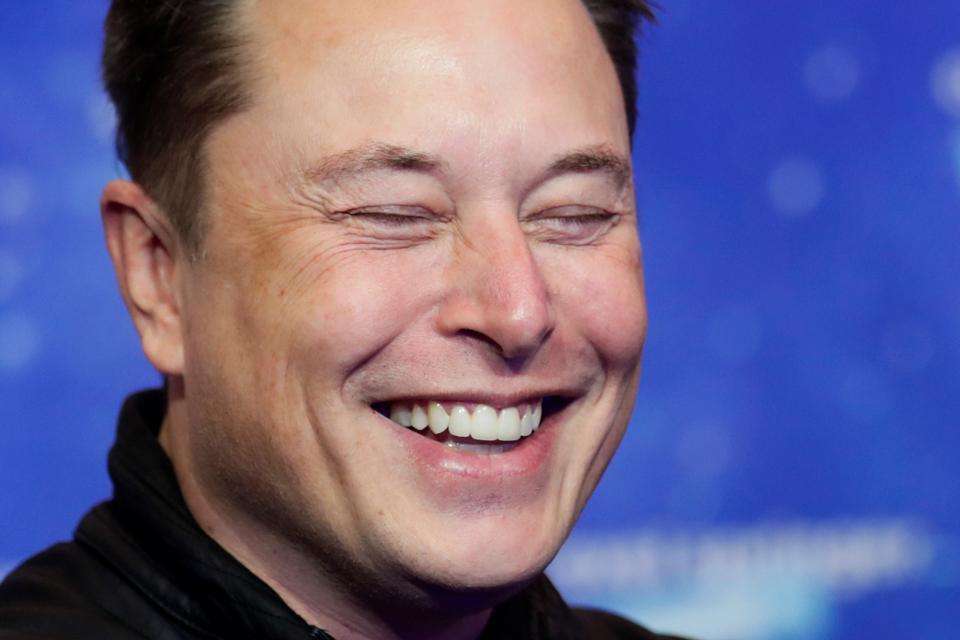 Elon Musk and Bitcoin