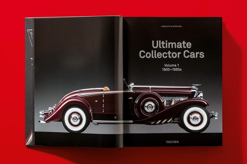 'Ultimate Collector Cars' by Charlotte & Peter Fiell is published by Taschen