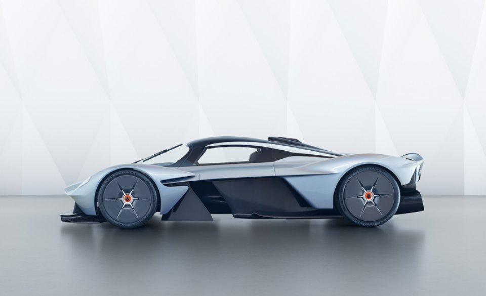 2020 Aston Martin Valkyrie