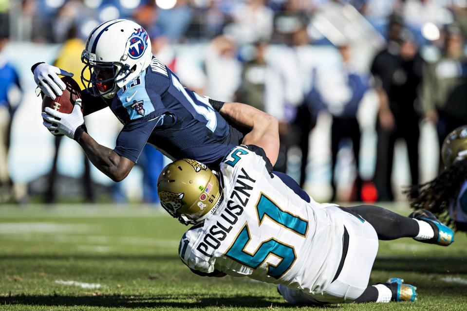 Jaguars de Jacksonville contre Titans du Tennessee