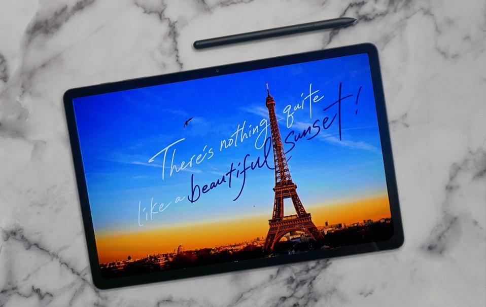Samsung Galaxy S7 Plus tablet