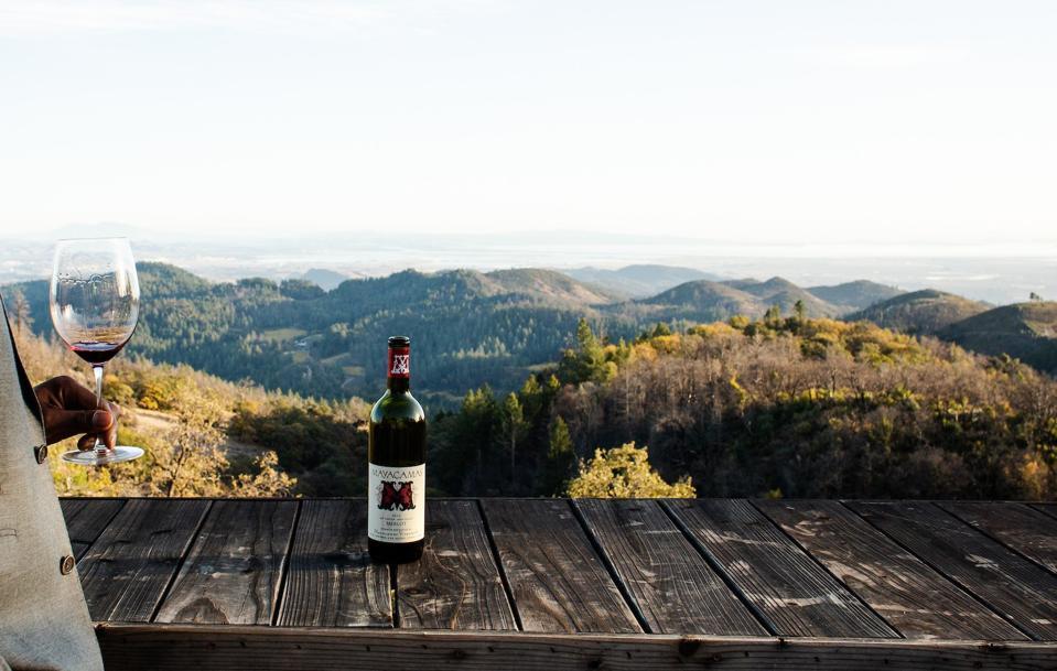 Mayacamas Vineyards, in Napa Valley's Mt. Veeder AVA