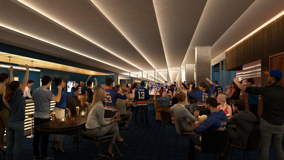 UBS Arena New York Islanders